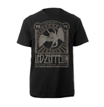 Led Zeppelin T-shirt Madison Square Garden 1975