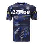 2018-2019 Leeds United Kappa Away Football Shirt
