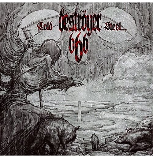 Vynil Destroyer 666 - Cold Steel Or An Iron Age