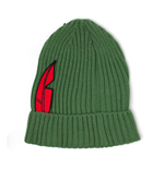 DISNEY Peter Pan Feather Novelty Rollup Beanie, Unisex, Green