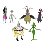Nightmare before Christmas Select Action Figures 18 cm Series 6 Assortment (6)