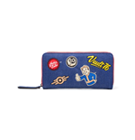 Fallout Ladies Wallet Vault 76