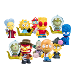 Simpsons Vinyl Figures 8 cm Treehouse of Horror Display (20)