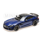 MERCEDES AMG GT-R 2017 BLUE METALLIC