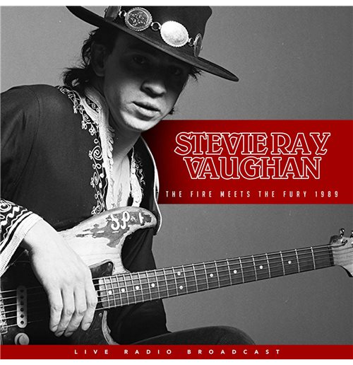 Vynil Stevie Ray Vaughan - Best Of The Fire Meets The Fury 1989