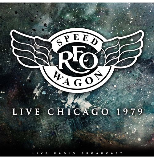 Vynil Reo Speedwagon - Best Of Live Chicago 1979