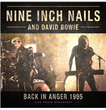 Vynil Nine Inch Nails & David Bowie - Best Of Back In Anger 1995