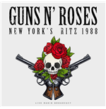 Vynil Guns N' Roses - Best Of Live At New York'S Ritz 1988