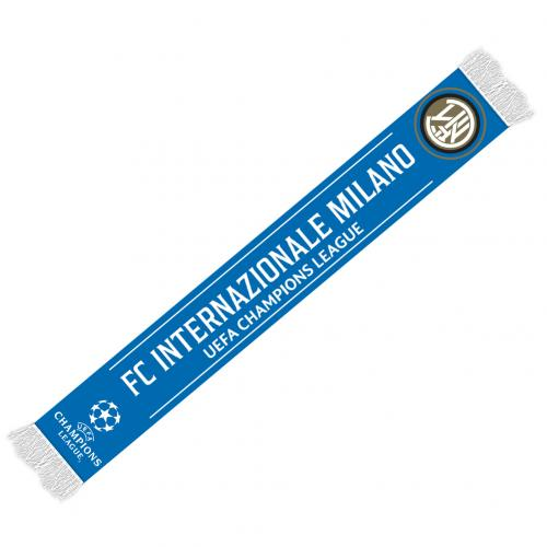 F.C. Inter Milan Champions League Scarf