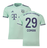 2018-19 Bayern Munich Away Shirt (Coman 29)
