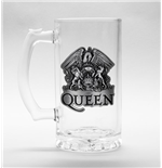 Queen - Crest Beer Tankard