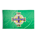 2018-19 Northern Ireland FC Flag