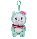 Tulipop Tineez Clip-On Plush Figure Miss Maddy 13 cm