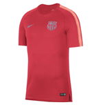 2018-2019 Barcelona Nike Training Shirt (Tropical Pink)