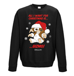 Gremlins Sweatshirt All I Want Is Gizmo