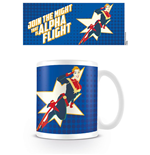 Captain Marvel Mug Alpha Flight