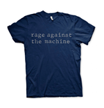 Rage Against The Machine T-shirt Original Logo