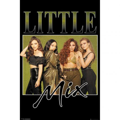 Little Mix Poster Khaki 184