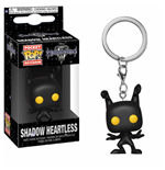 Kingdom Hearts 3 Pocket POP! Vinyl Keychain Shadow Heartless 4 cm