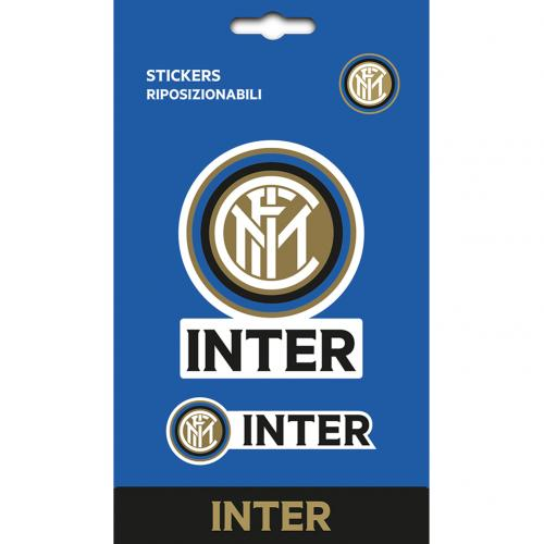 F.C. Inter Milan Sticker Set