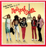 Vynil New York Dolls - From Paris With Luv