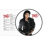Vynil Michael Jackson - Bad Picture (Picture Disc)