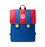 Super Mario - Mario Denim Suit Flap Backpack