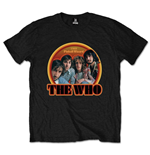 The Who Men's Tee: 1969 Pinball Wizard (Retail Pack)