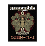 Amorphis Standard Patch: Queen of Time (Loose)