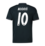 2018-19 Real Madrid Away Shirt (Modric 10) - Kids