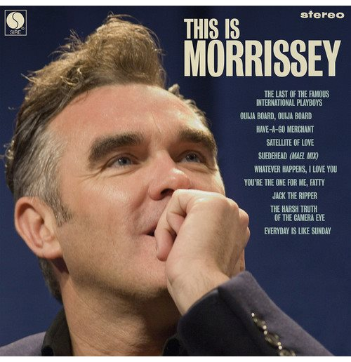 Vynil Morrissey - This Is Morrissey