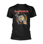 Iron Maiden T-shirt Eddie Hook