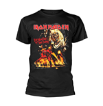 Iron Maiden T-shirt Number Of The Beast