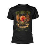 Five Finger Death Punch T-shirt Locked & Loaded