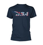 Bsa T-shirt Bsa Flag Mask