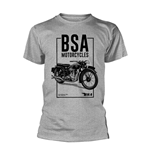 Bsa T-shirt Bsa Motorcycles Tall Box