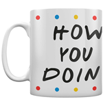 How You Doin' - Dots Friends Mug