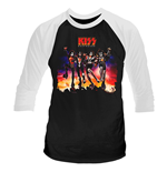 Kiss T-Shirt Destroyer