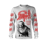 Death T-Shirt Scream Bloody Gore