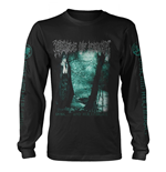 Cradle Of Filth Long Sleeves T-Shirt Dusk And Her Embrace