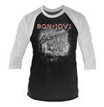 Bon Jovi T-Shirt Slippery When Wet