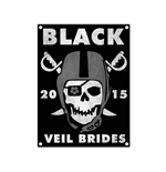 Black Veil Brides Flag Marauders