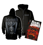 Behemoth Fan Pack Realm Of The Damned (hswz + BOOK)