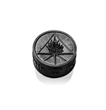Behemoth Candles Unholy Trinity - Black Metallic (CANDLE)