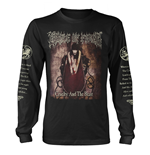 Cradle Of Filth Long Sleeves T-Shirt Cruelty And The Beast