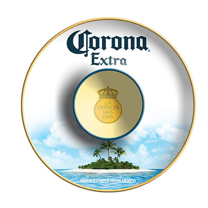 Corona Chip And Dip Platter