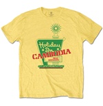 Dead Kennedys Men's Tee: Holiday in Cambodia
