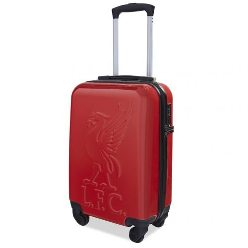 Liverpool F.C. Embossed Colour Cabin Case