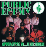 Vynil Public Enemy - Apocalypse 91: The Enemy Strike Black (2 Lp)
