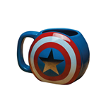 Marvel Mug Captain America Shield